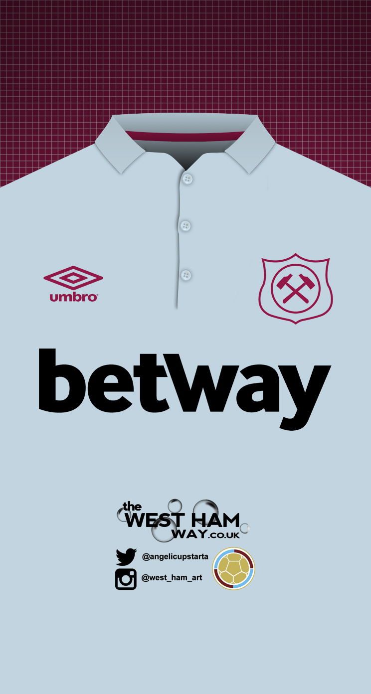 West Ham 3rd Kit Screensaver - The West Ham Way aa798bcfd